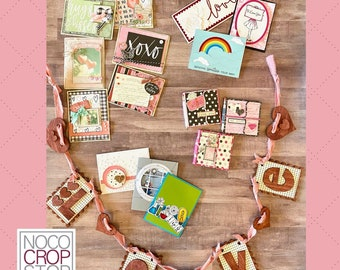 NOCO Makers Box - January LOVE Themed, DIY Craft Kit
