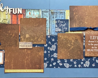 Home/Family Scrapbooking