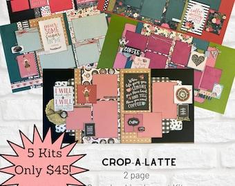 Sale Scrapbooking Kits