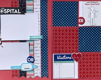 General Scrapbooking Kit