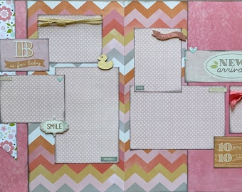 Baby/Children Scrapbook