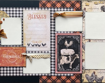 Western Farm Scrapbooks