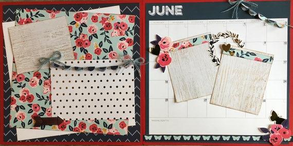 Calendar Kits - June