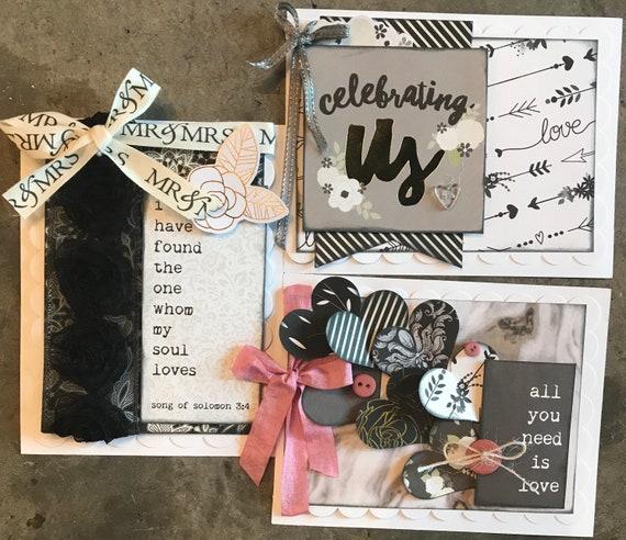 Formal Themed Card Kit- 3 pack