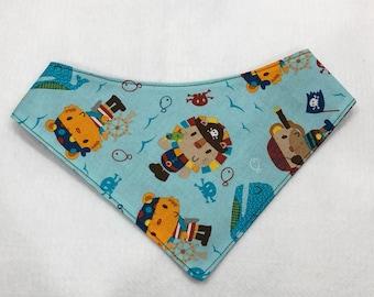 Ahoy Matey pet bandana