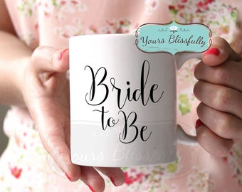 Bride to Be Mug, Engagement Gift, Bride Gift, Engagement Mug, Wedding Gift, Bride to Be Wedding, Wedding Planning, Gift for Bride
