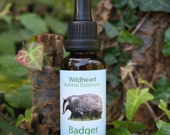 Wildheart Animal Essences - Badger