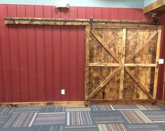 Custom Barnwood Doors/Room Dividers Made to Order & Barnwood doors | Etsy