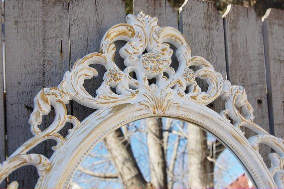 Witte Barok Spiegel : Witte barok spiegel xenos home design ideeën