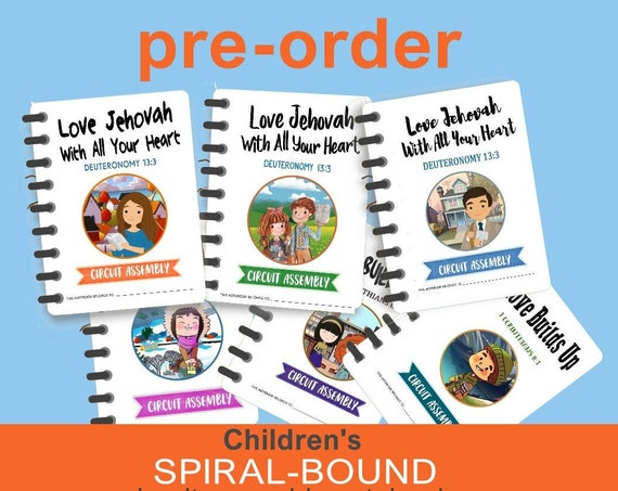 Spiral-Bound CIRCUIT ASSEMBLY Notebooks