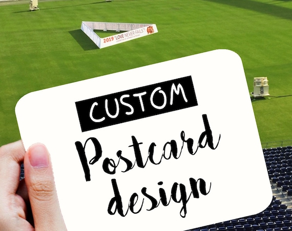Custom Order Postcards for Sue