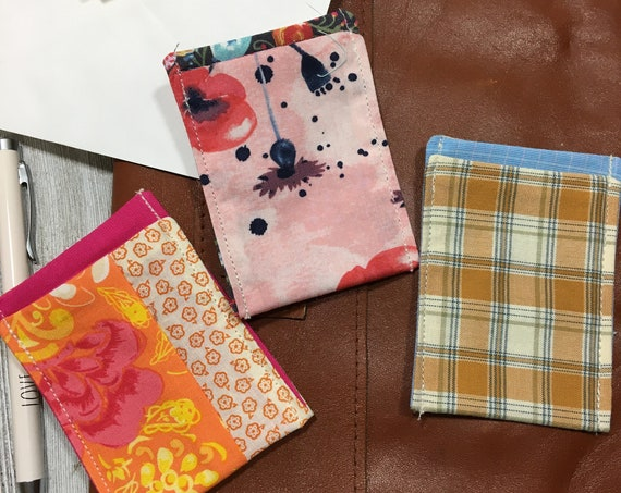3 Contact Card Holders  (Ministry Accessory)