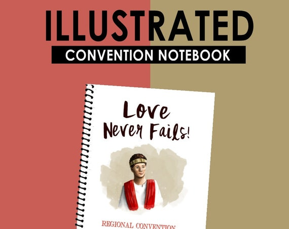 Love Never Fails! (Illustrated Edition ~ 2019 NOTEBOOK) English DIGITAL pdf File Download