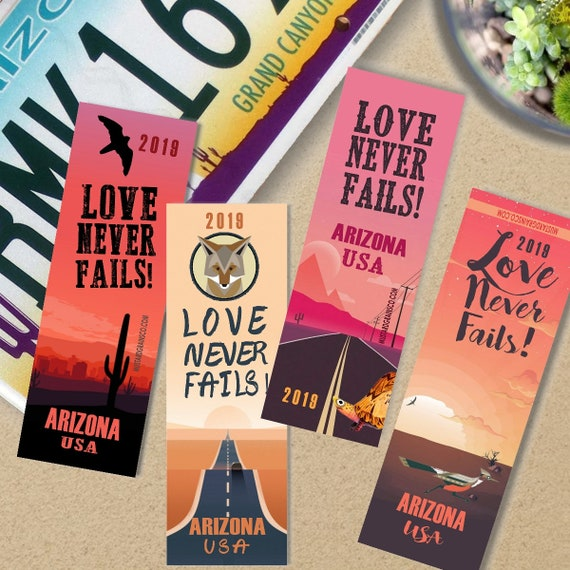 4 Arizona International Convention Bookmarks DIGITAL DOWNLOAD