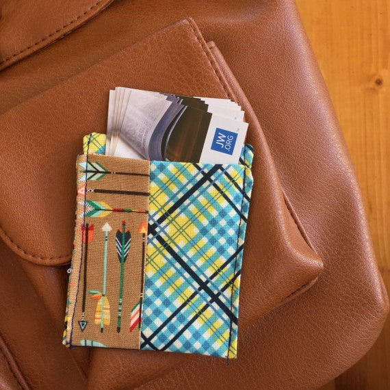Contact Card Holder  (Ministry Accessory)