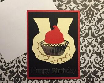Twilight inspired Birthday card