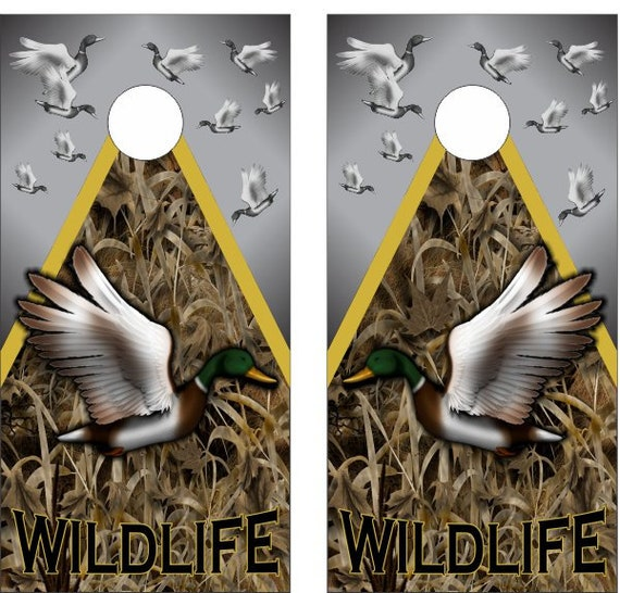 Amazing Custom Made Cornhole Bean Bag Toss Boards With Bags Duck Triangle Camo Design Squirreltailoven Fun Painted Chair Ideas Images Squirreltailovenorg