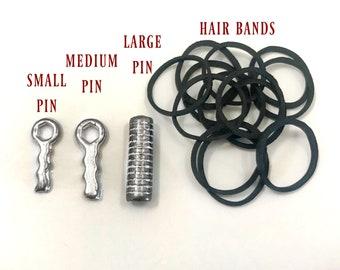 Dwarvendom Beard Beading Pins and Hair-bands