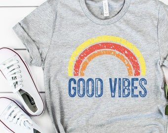bda1cff0746c2 Good Vibes Tee   Good Vibes T-Shirt