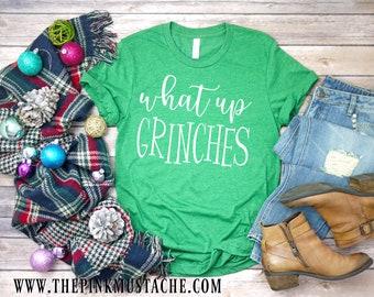 e0fc0191 Popular items for family grinch shirt