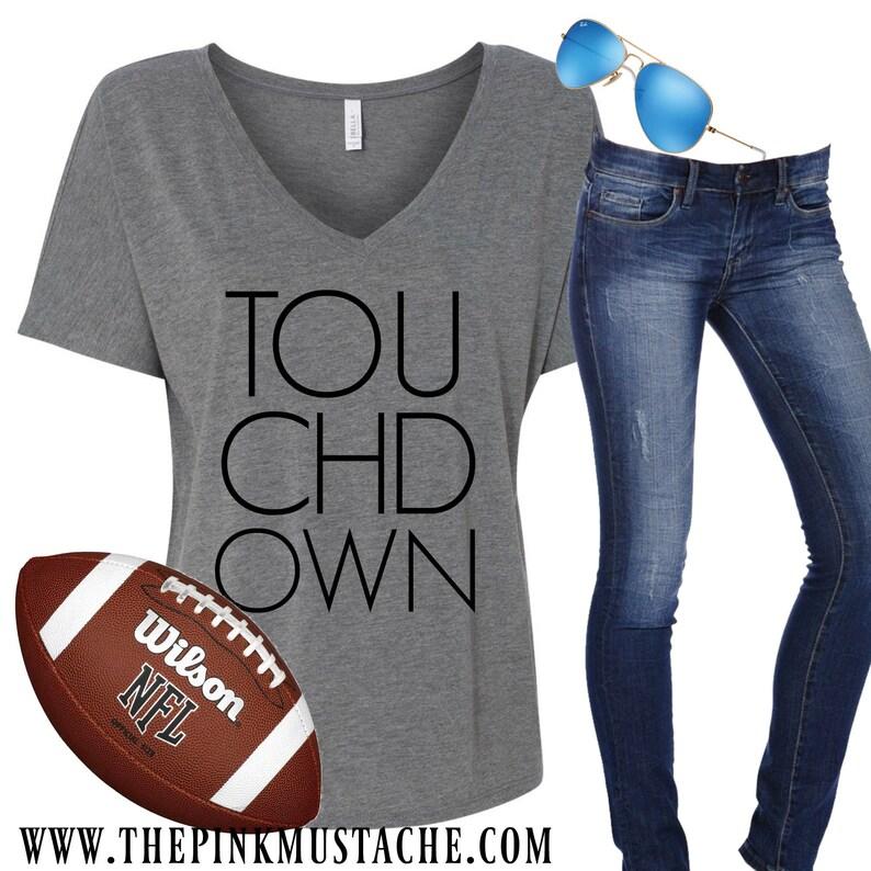 Football Shirt   Game Day Shirt   Gameday Shirt   Touchdown  eb4980e63