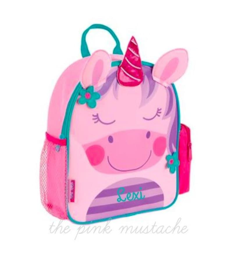 0bee25679a70 Mini Sidekick Stephen Joseph Backpack  Unicorn Backpack