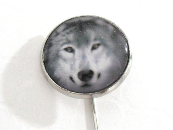 Husky Dog Enamel /& Metal Lapel Pin Badge 20mm Gift Free UK P/&P