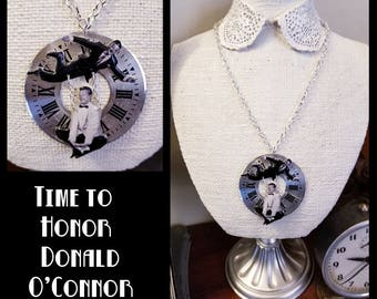 Classic Hollywood Lovers Necklace - Donald O'Connor