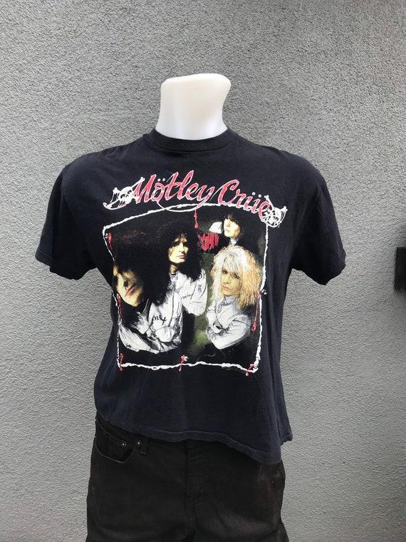Motley Crue 1989 tour shirt