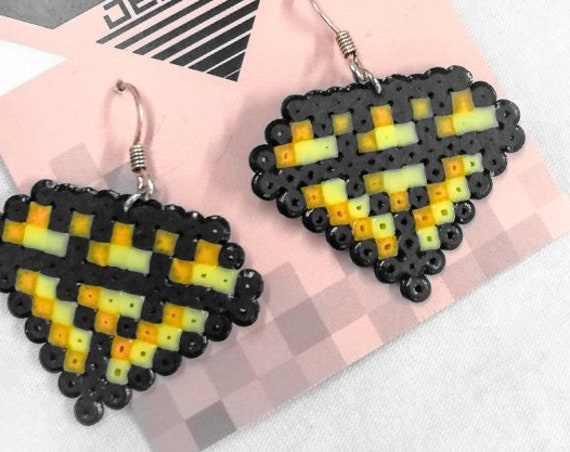 Yellow Damn Jewels earrings