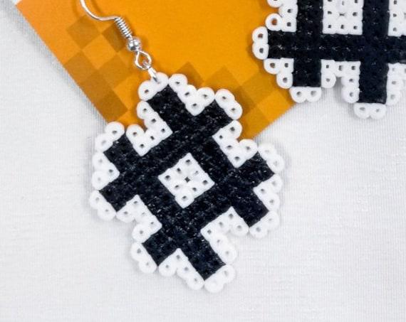 Hashtag This earrings