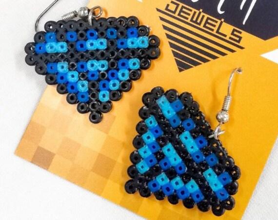 Blue Damn Jewels earrings