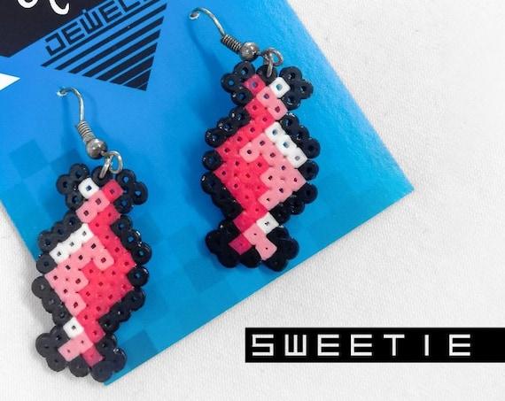 Pink Sweetie earrings