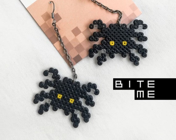 Bite Me! earrings