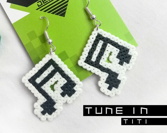 Tune In: Ti-ti earrings