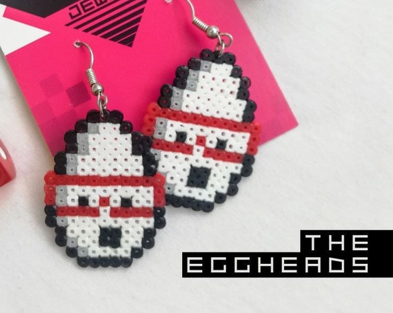 The Eggheads earrings