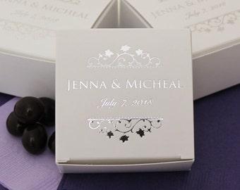 Favor Boxes~50 Wedding