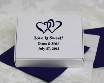 Cake / Favor  Boxes~50 Choose Your Design