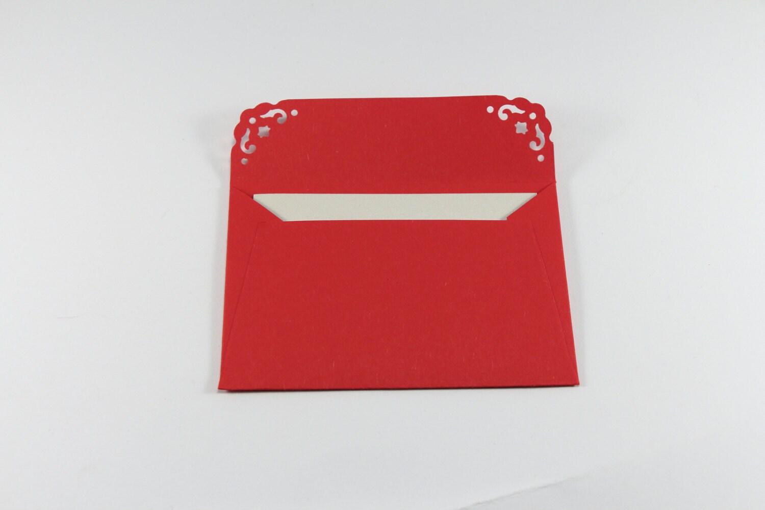 50 Mini Envelopes and 50 blank note cards - Wedding Guest Book ...