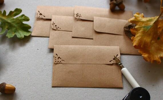 All Quantities C7 Brown Ribbed Kraft Envelopes 100gsm