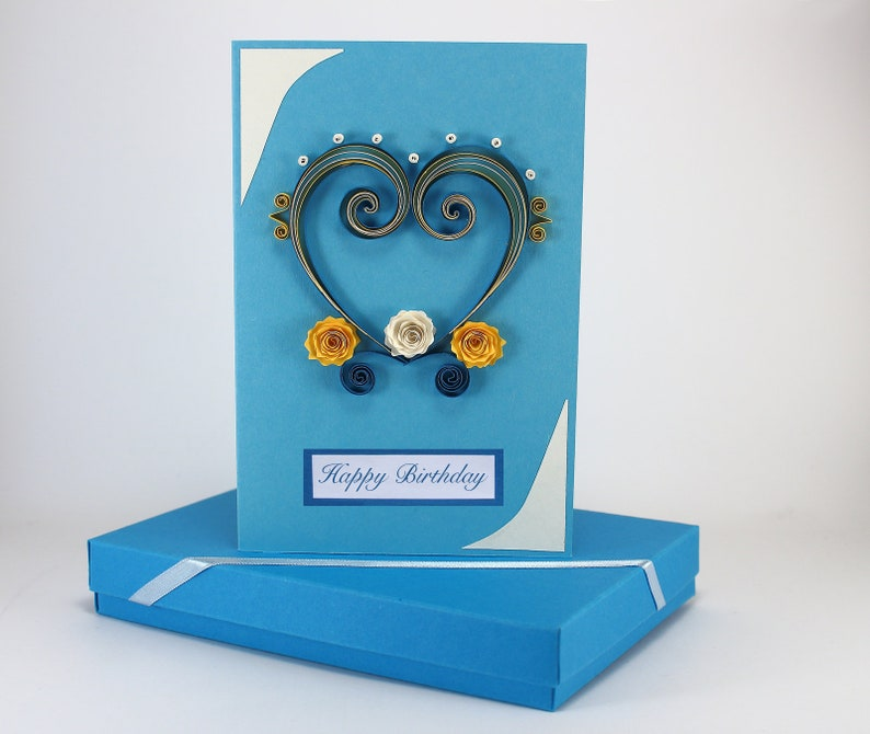 Husband Birthday Card Unique Handmade For