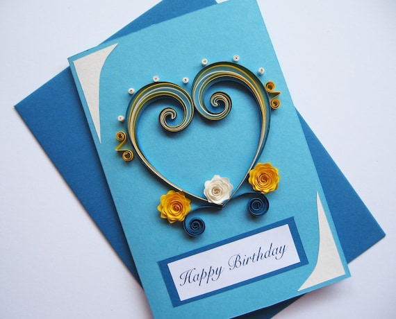 husband birthday card unique handmade birthday card for