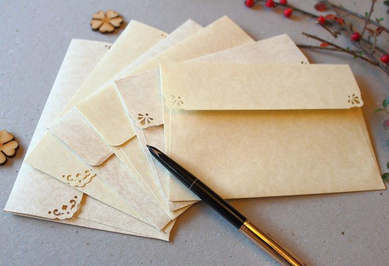Envelope Sets