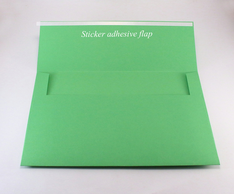 10 A9 Envelopes Handmade Invitation Card Envelopes size 5 34 x