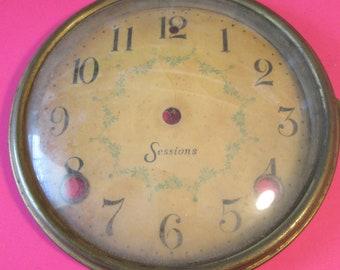 antique clock face etsy