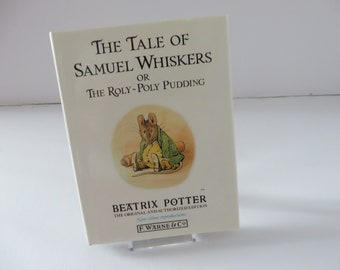 Beatrix Potter 1987 Tale of Ginger and Pickles vintage book