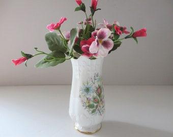 Aynsley vintage 1970's Wild Tudor Victorian style vase