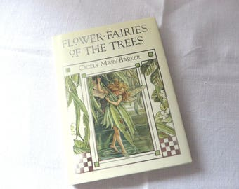 Flower Fairies of the trees book by Cicely Mary Barker