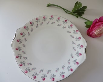 Royal Albert vintage 1950's Winsome cake plate