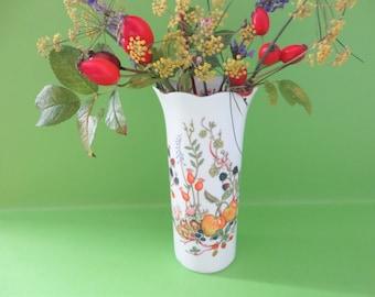 Aynsley vintage 1970's Somerset vase